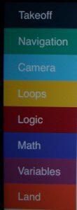 Mavic Proのプログラミングカテゴリー