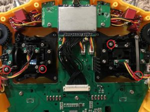 Jumper T8SG V2 Plusスティックバネ調整