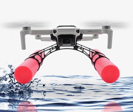 Mavic Mini水上離着陸用アクセサリー