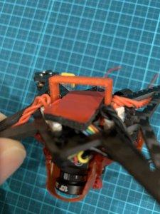 Reddevilのバッテリーホルダー