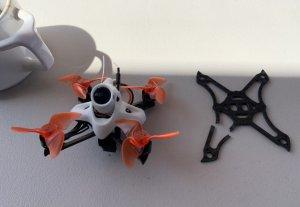 EMAX Tinyhawk II RACEのフレーム交換