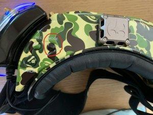 Skyzone Sky03oのモードボタン