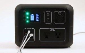 PowerArQのパススルー充電