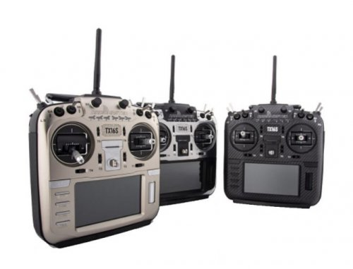 RadioMaster TX16S Hall Sensor Gimbals(カーボン、カラフル版)