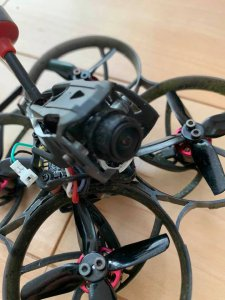 Anger85X 4Kのカメラ部