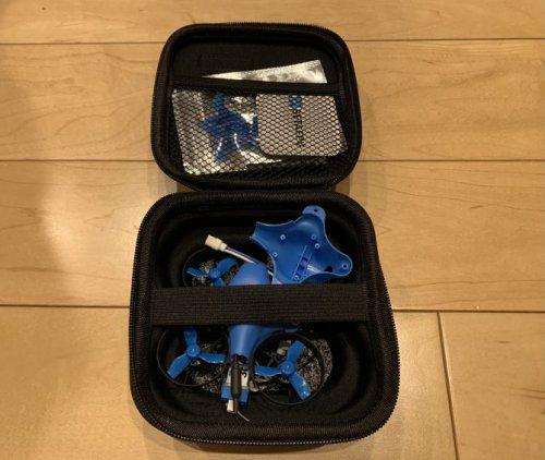 Beta65X HDの箱の中